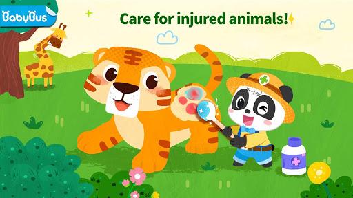 Baby Panda: Care for animals 8.42.00.00 screenshots 1