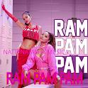 Natti Natasha Ram Pam Pam icon