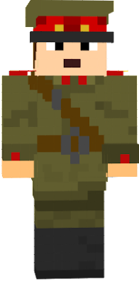 A WW2 russian officer skin for history fans and other !