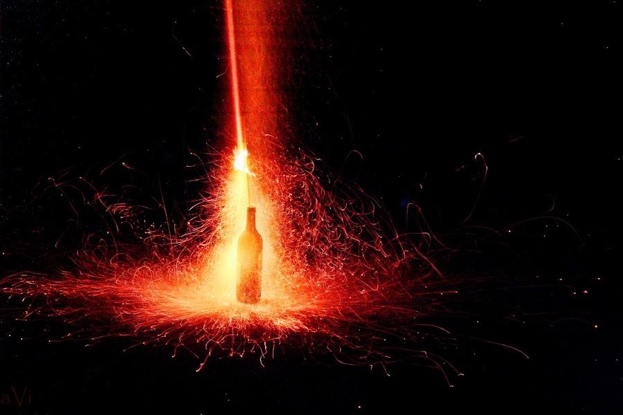 Blast Off!! by Avishek Bose - Artistic Objects Other Objects