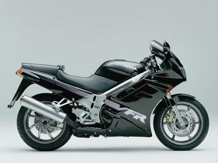 Honda Honda VFR 750-manual-taller-despiece-mecanica