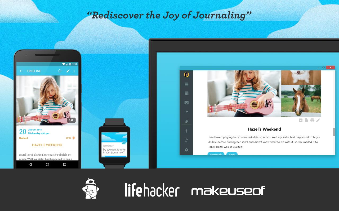 Self Improvement Journal App