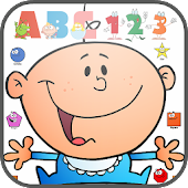 learn number alphabet shapes