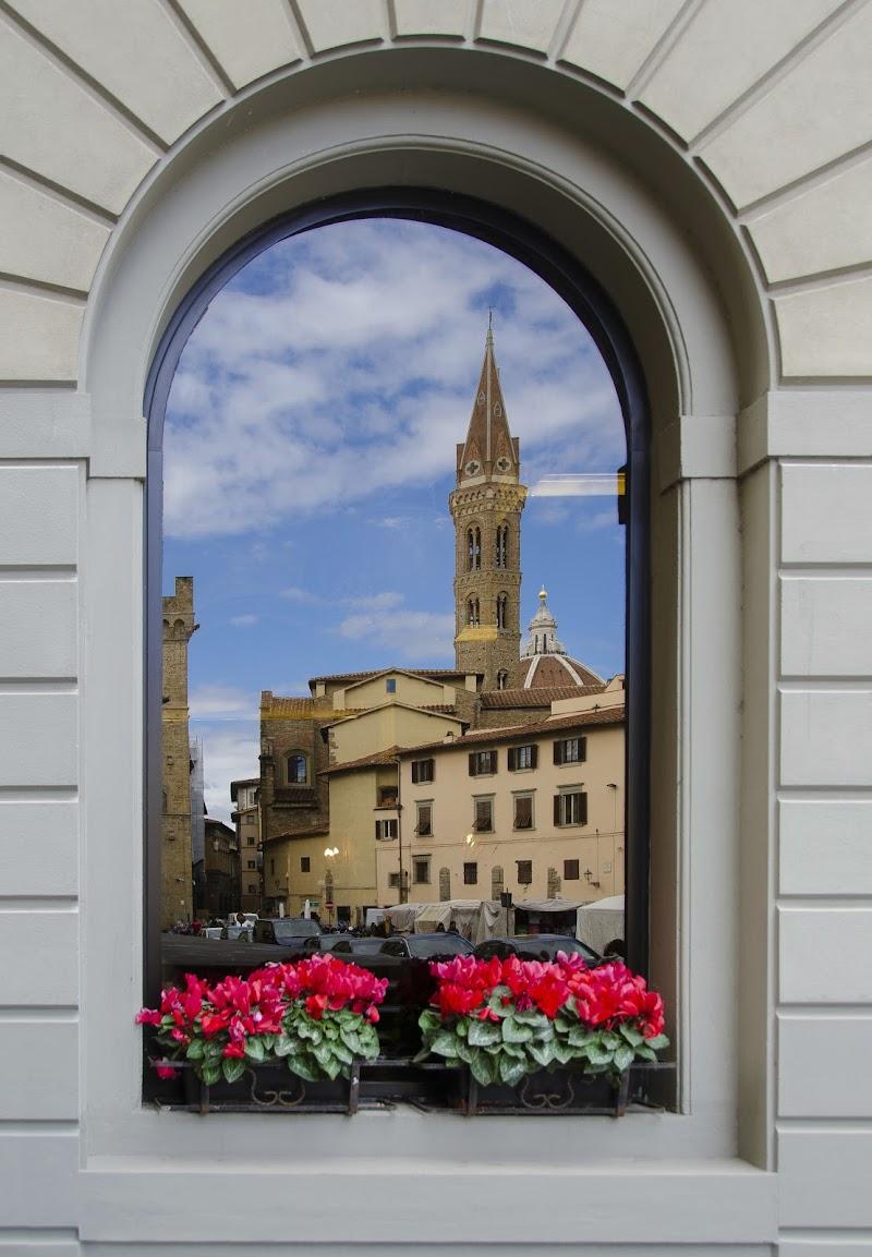 Firenze in cornice.  di tonino_de_rubeis