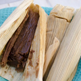 Vegan Chocolate Tamales