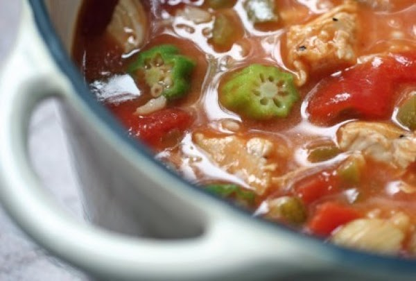 Chicken Gumbo Soup Recipe