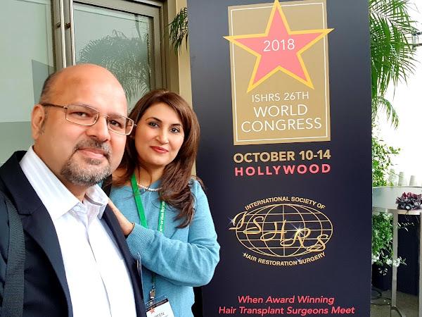 Dr  M  Khawar Nazir (Dermatologist, Cosmetic & Hair Transplant Surgeon)