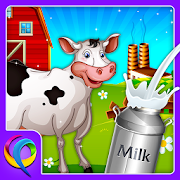 Milk Factory - Milk Maker Game