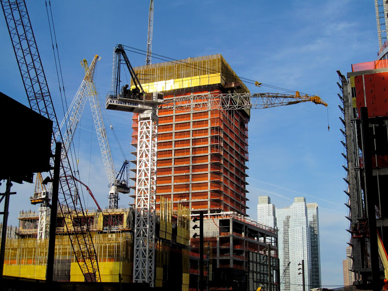 Photo: Building under construction