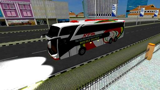 Skin Bus Simulator Indonesia (BUSSID) 2.1 screenshots 1