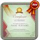 Certificate Maker icon