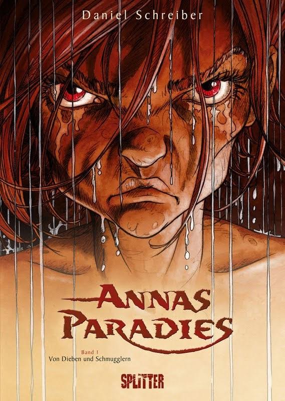 Annas Paradies (2011) - komplett