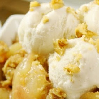 Pear-Walnut Crisp Recipe
