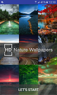 HD Nature Wallpapers - Offline - náhled
