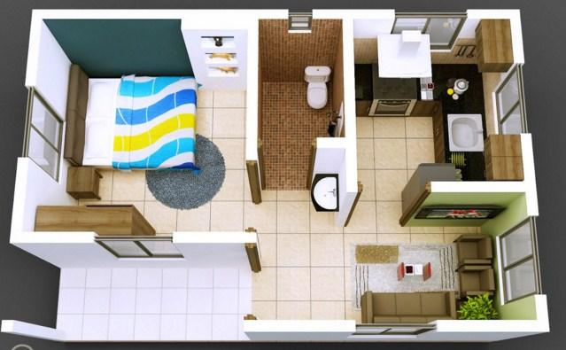 3d small house design screenshot - Design For Small House