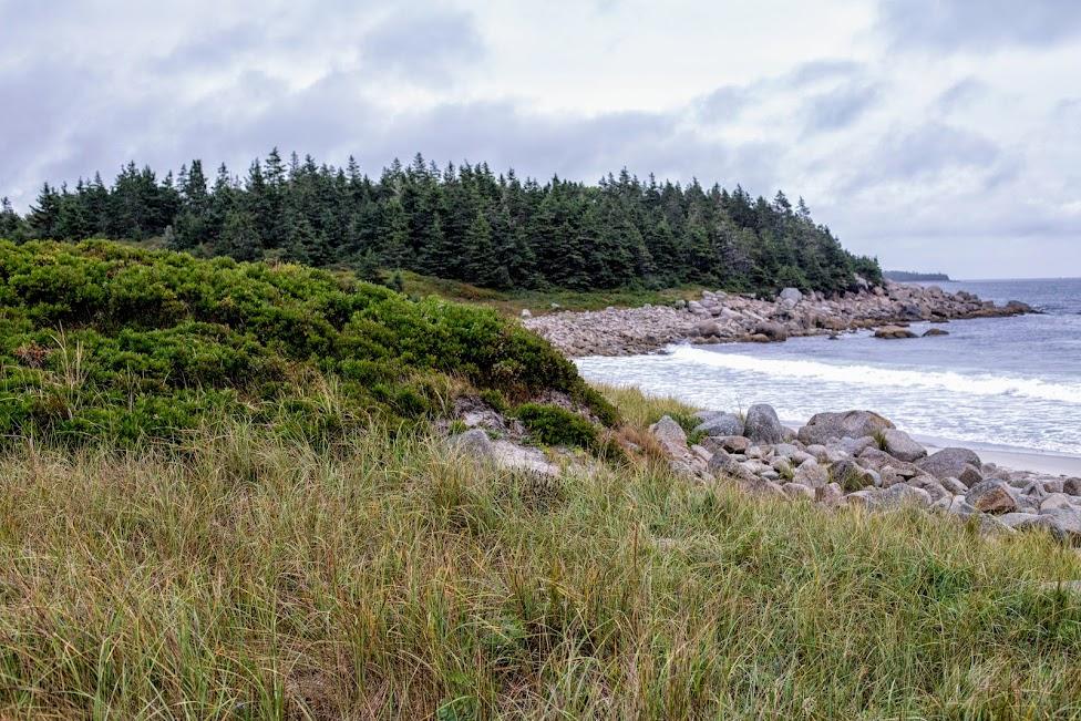 Crystal Crescent Beach Provincial Park