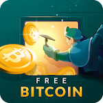 Free BTC Maker - Withdraw to Bitcoin Wallet Icon