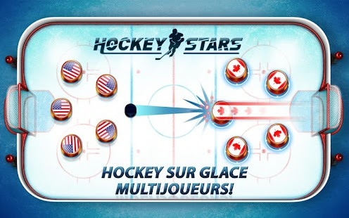 Hockey Stars Capture d'écran
