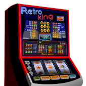 Retro King slot machine