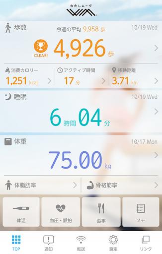 玩免費健康APP|下載WM(わたしムーヴ)アプリ app不用錢|硬是要APP