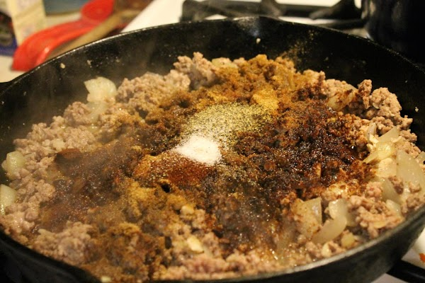 In a heavy skillet add enough cooking oil to cover the bottom heat on...