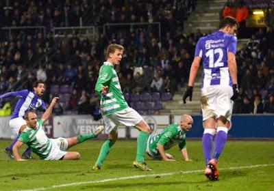 Antwerpspelers gingen vrienden aanmoedigen in Hasselt tegen Beerschot Wilrijk