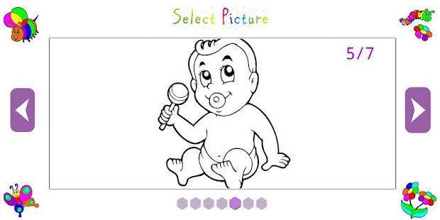 Download Family Coloring For PC Windows and Mac apk screenshot 7