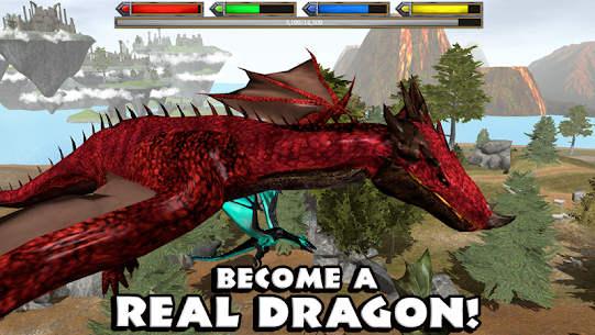 Ultimate Dragon Simulator [Mod Skils] 1