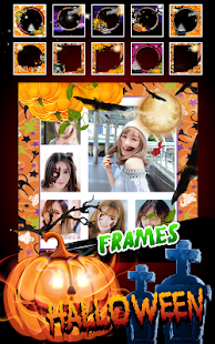 Halloween Collage - náhled