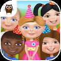 Birthday Girl BBQ Party icon