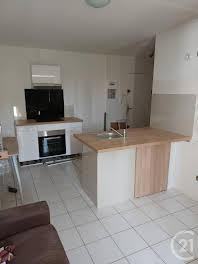 Appartement meublé 3 pièces 47,75 m2
