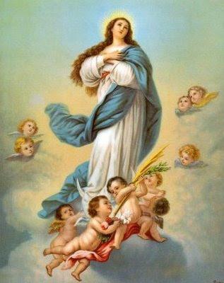 Virgen María Reina