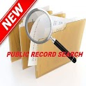 Public Records Search - finder icon