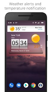 3D Sense Clock Weather pro [Free Purchase] 10