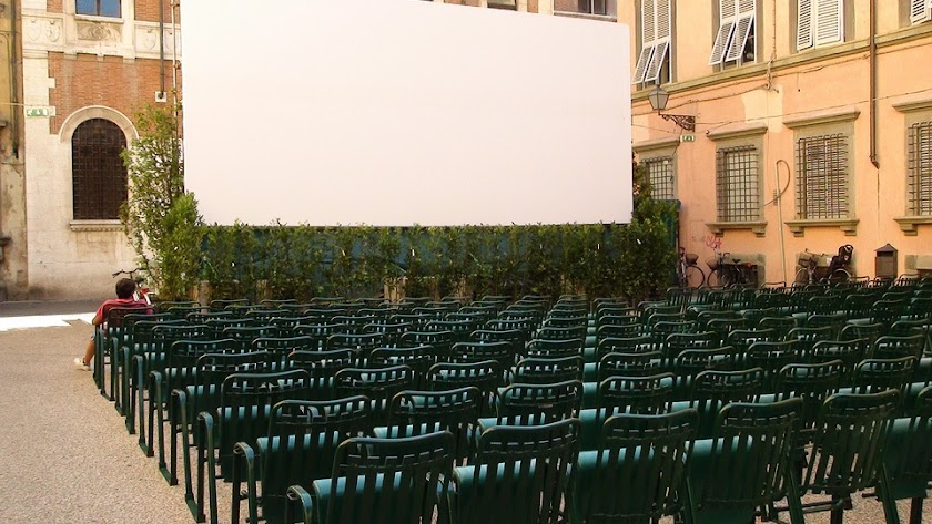 XXIX Circuito Provincial  de Cine de Verano 2019.