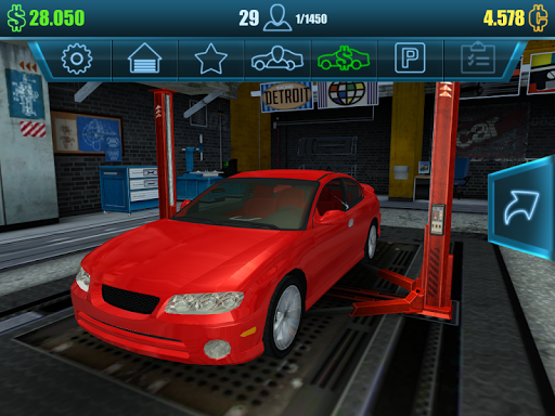 Car Mechanic Simulator 2016 screenshot 16