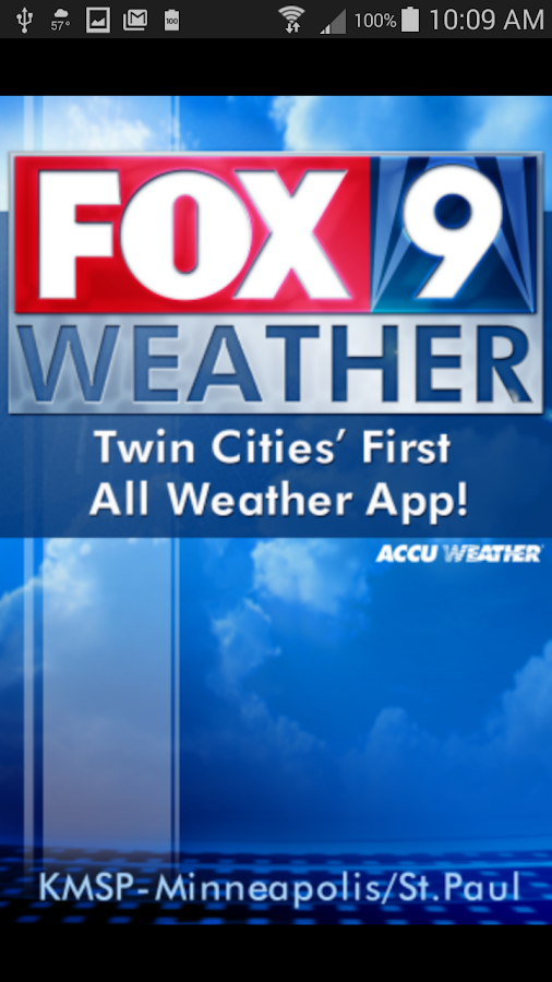 FOX9 Weather- screenshot