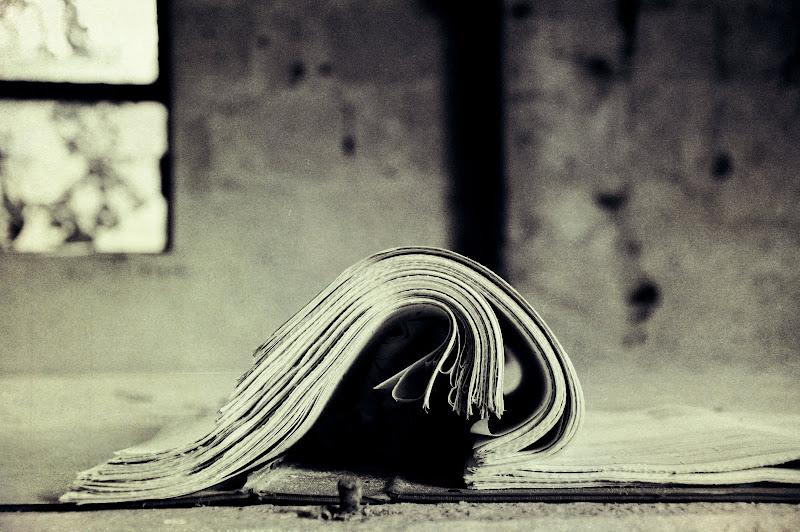 letture abbandonate di tatiana morello