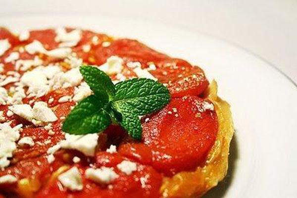Tatin de Tomates Confitados
