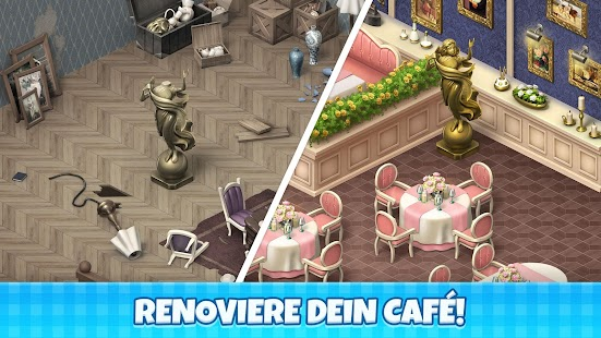 Manor Cafe Capture d'écran