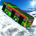 Off-Road Hill Bus Driving 2017 icon