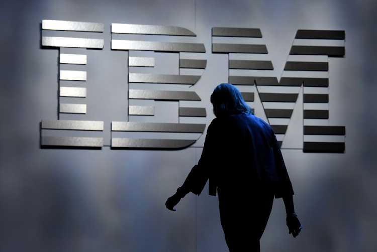 IBM. Picture:  BLOOMBERG/DAVID PAUL MORRIS