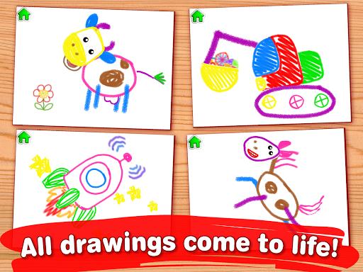 Children Coloring Games for kids! Preschool games 2.0.1.0 screenshots 8