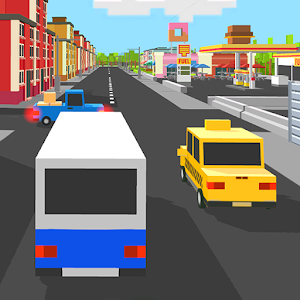Bus Blocky for PC and MAC