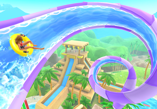Uphill Rush Water Park Racing 3.07.1 Cheat screenshots 2