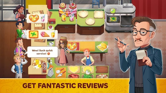 Cooking Diary® MOD (Unlimited Gems) 2