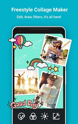 PhotoGrid: Video & Pic Collage Maker, Photo Editor v6.54 build 65405003 [Premium]