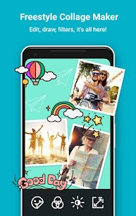 PhotoGrid: Video & Pic Collage Maker, Photo Editor 6.58 (Pro Unlocked) 2