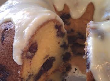 Lemonysnickety Blueberry Bundt Cake