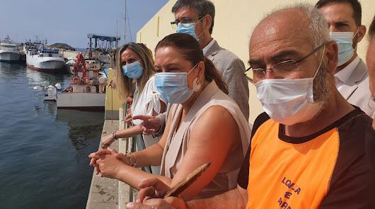 Adra: 1,9 millones y 15 meses para trasnformar el puerto deportivo